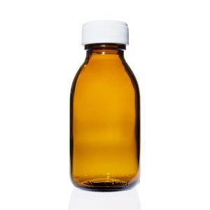 szklana butelka 100 ml