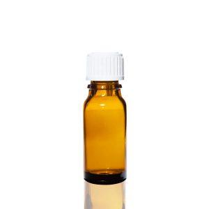 butelka szklana z kroplomierzem