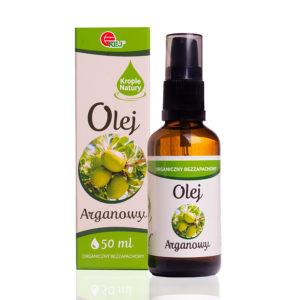 olej arganowy organiczny