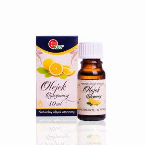 olejek eteryczny cytrynowy