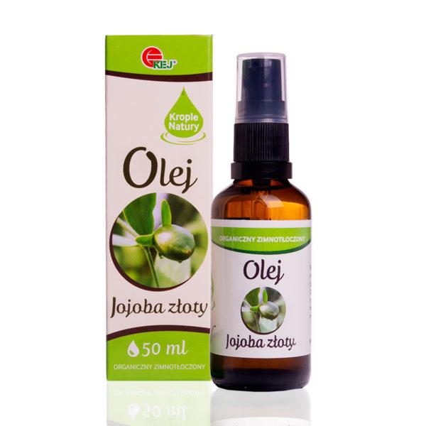 Organiczny olej jojoba