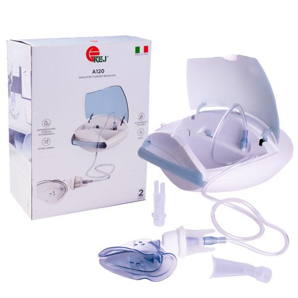 inhalator z nebulizatorem