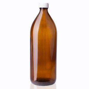 Butelka 1000 ml szklana